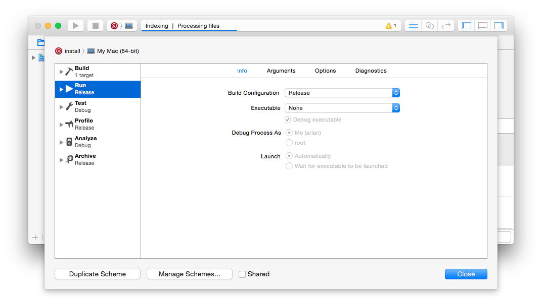 Building Ogre3D 1 9 Statically in Mac OS X (Yosemite)   Ogre Wiki