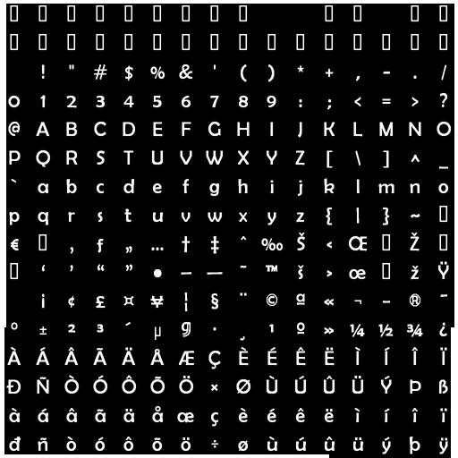 Outlined Fonts Ogre Wiki