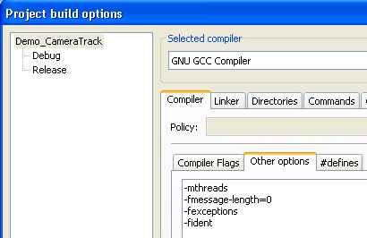 Codeblocks and MinGW | Ogre Wiki