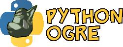 Python ogre Game engine logo